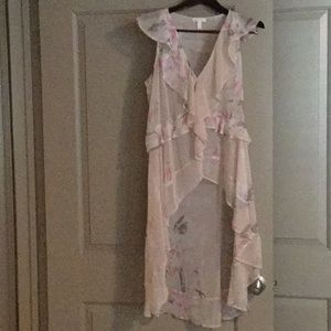 Beautiful summer tunic or dress from Nordstrom.